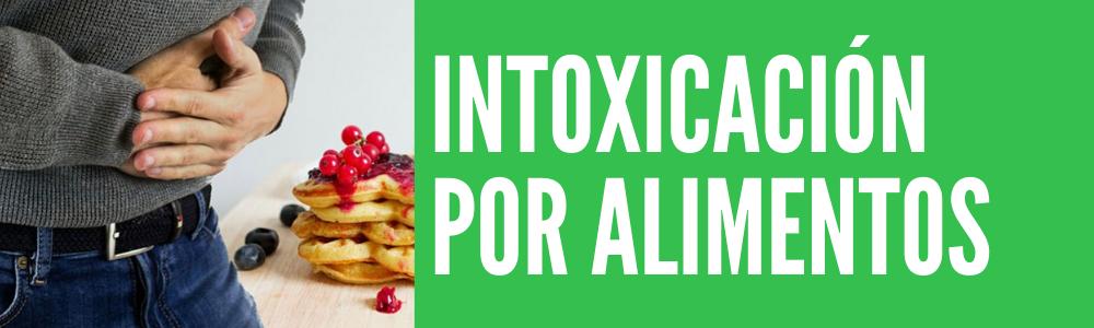 Intoxicación por Alimentos